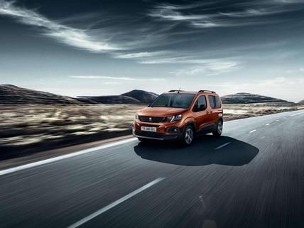 PEUGEOT RIFTER - alquilar un vehículo convencional con Mobility Pass