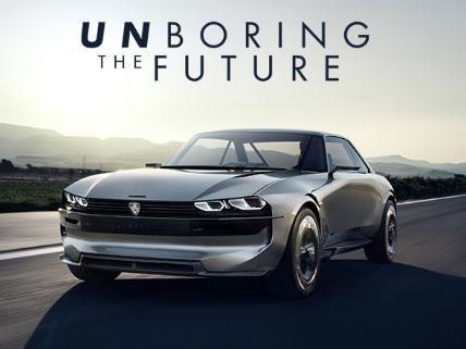 Concept Cars Peugeot: Prototipos Futuristas