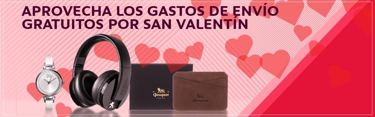 San Valentín - Boutique Peugeot