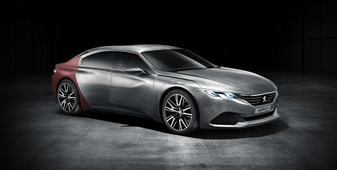 Peugeot Concept Car Exalt