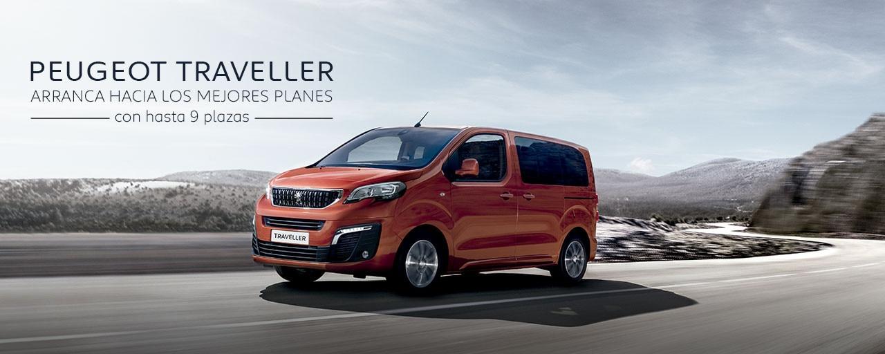 Mainbanner Peugeot Traveller Combi