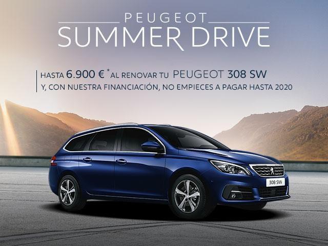Oferta Peugeot 308 SW - Summer Drive