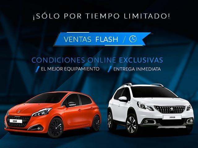 Peugeot Ventas Flash