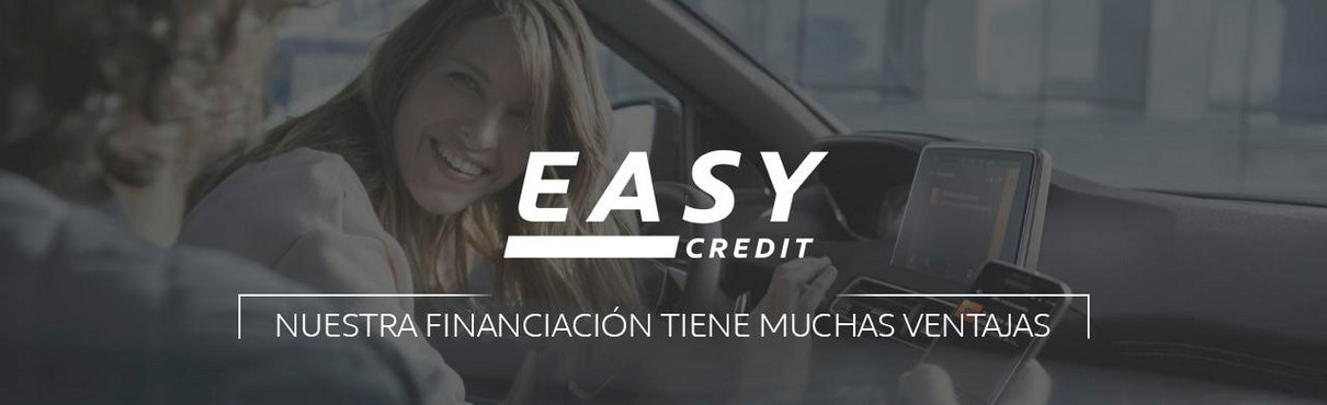 Easy credit ventajas