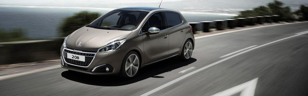 Coches urbanos y compactos: Peugeot 208 5 Puertas