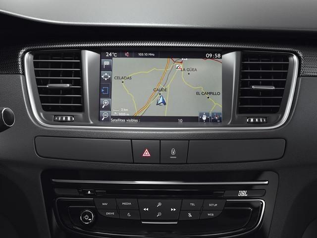 Peugeot Alert Zone: aviso de entrada en zonas peligrosas