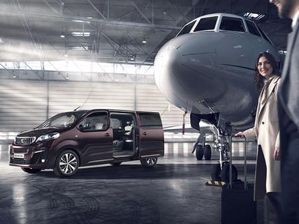 Peugeot Traveller i lab