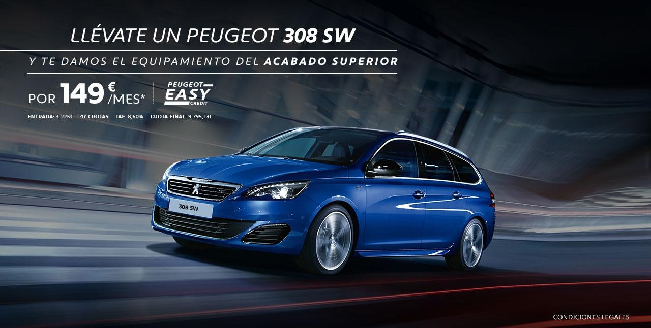 Mainbanner Peugeot 308 SW Home Abril