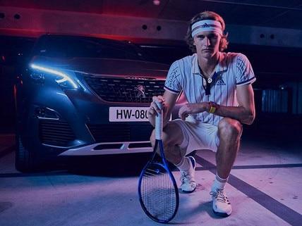 Peugeot y el deporte: mucho más que tenis