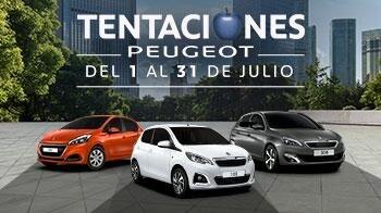Peugeot Tentaciones