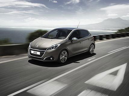 Gama Coches Urbanos Peugeot