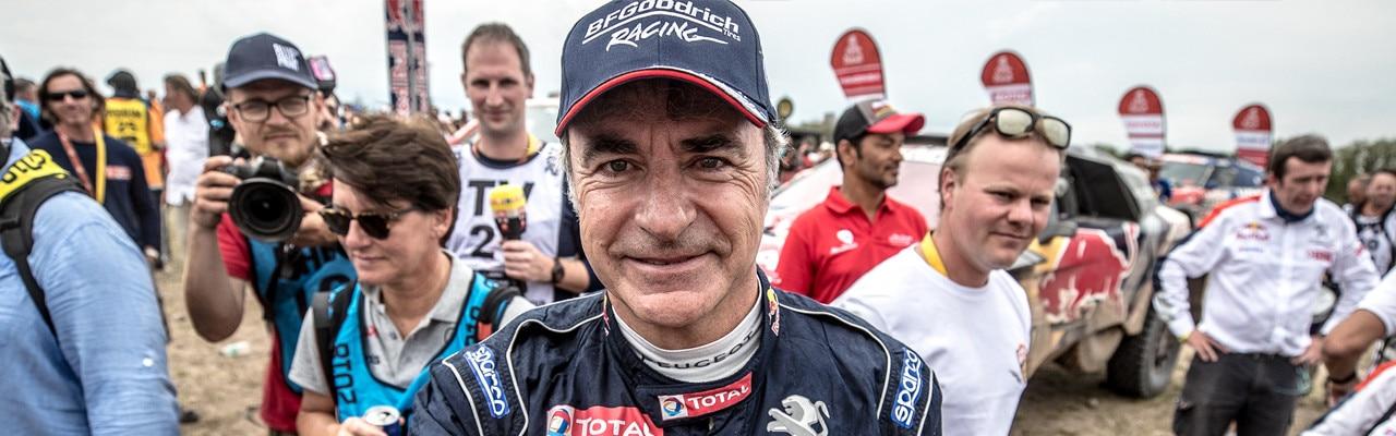 Peugeot y Carlos Sainz la unión hace la fuerza