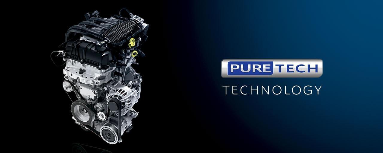 Motores PureTech compactos para un mejor rendimiento