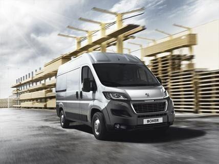 Gama Vehículos Comerciales Peugeot
