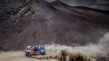 Rally Dakar Team Peugeot