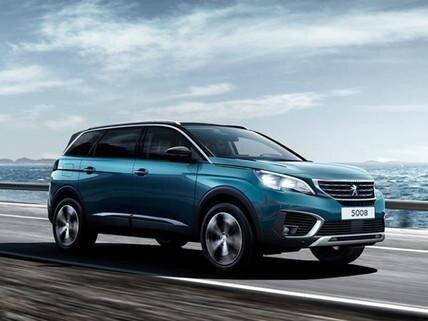 SUV Peugeot 5008 Realidad Virtual