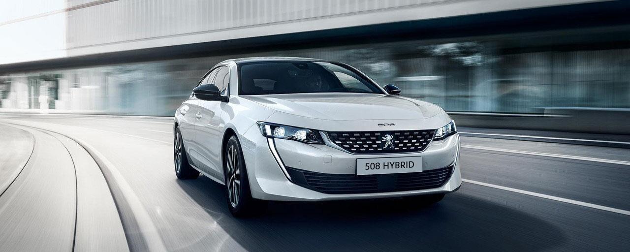 Nueva berlina Peugeot 508 Hybrid - Diseño
