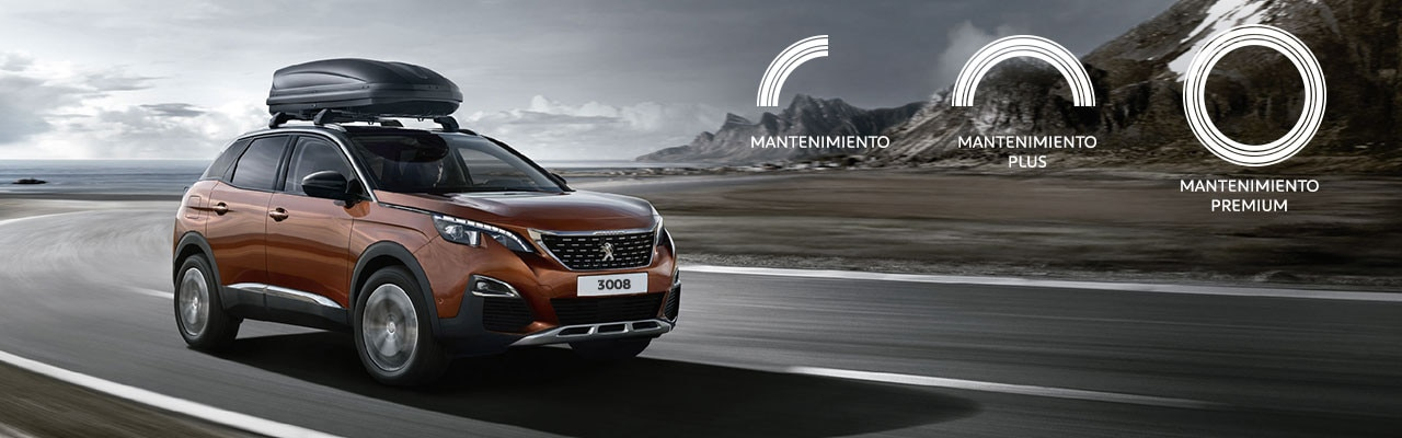 Contratos Peugeot Service Mantenimientos
