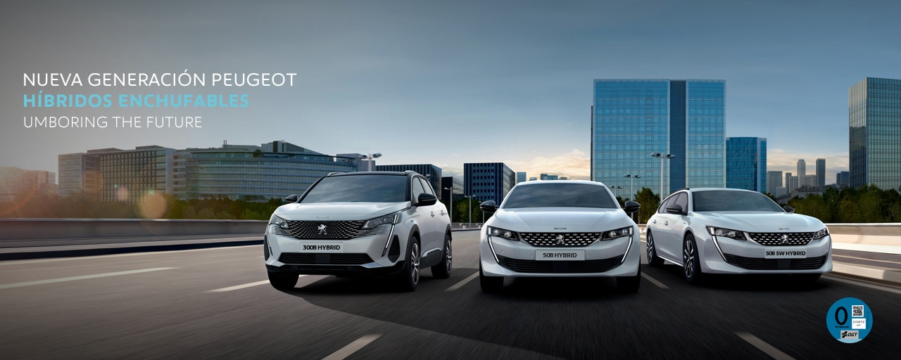 Peugeot Hibridos Enchufables