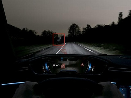 ADAS: Night Vision
