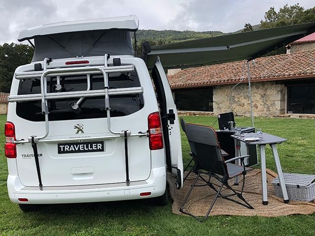 Camping-Cars Traveller