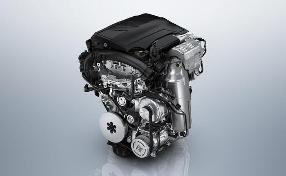 Nuevo SUV PEUGEOT 2008: motores eficientes de gasolina PureTech Euro 6