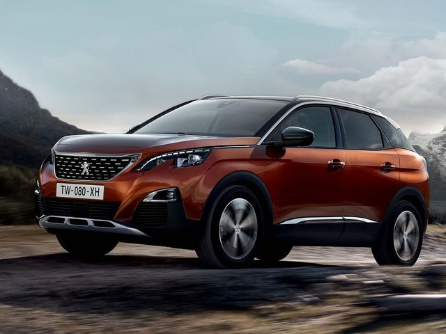 Advanced Grip Control Nuevo SUV Peugeot 3008