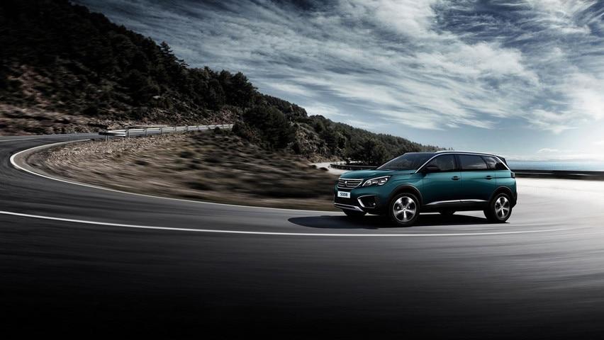 Nuevo SUV Peugeot 5008 diseño modular