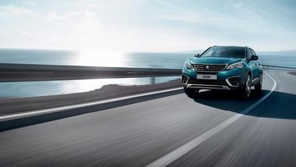 Nuevo SUV Peugeot 5008 modularidad