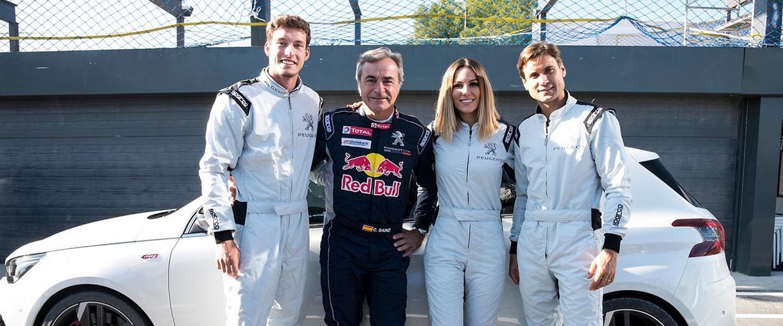 Pablo Carreño y David Ferrer llevan su competencia de las pistas al asfalto