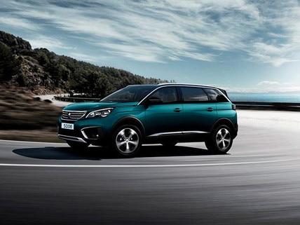 Qué coche familiar comprar: Nuevo SUV Peugeot 5008