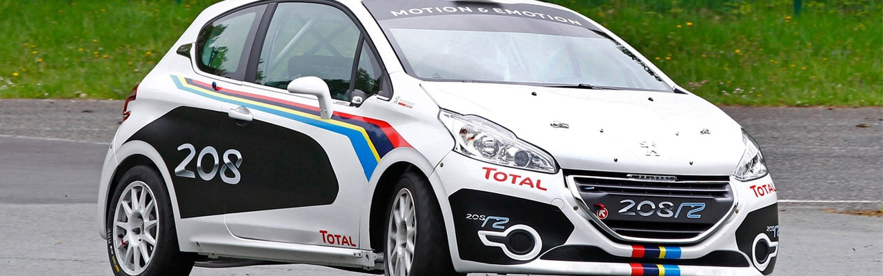 Peugeot Rally Cup Ibérica