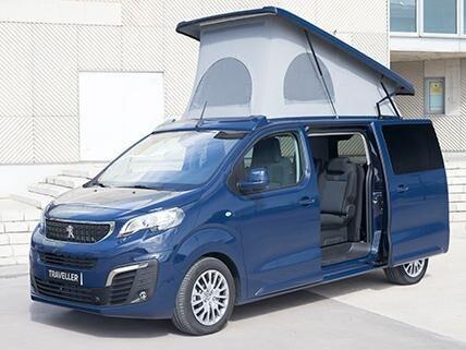 Gama Camping Cars