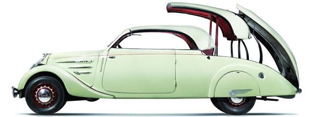 Peugeot 402 aniversario