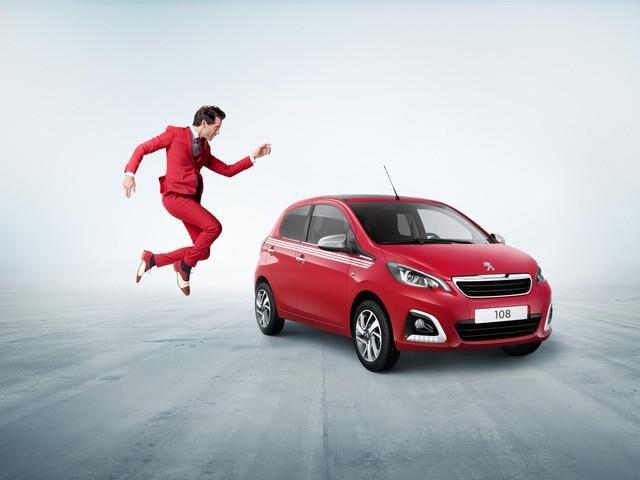 Peugeot 108 Mika