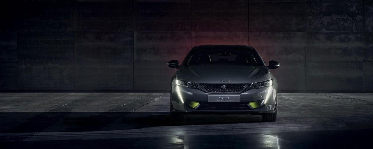 Concept 508 Peugeot Sport Engineered Foto 3