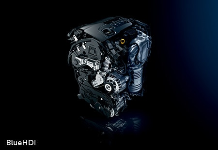 SUV PEUGEOT 3008 HYBRID4: Motor Diesel