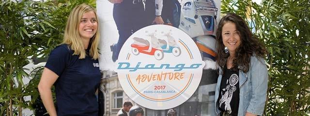 Django Adventures 2017