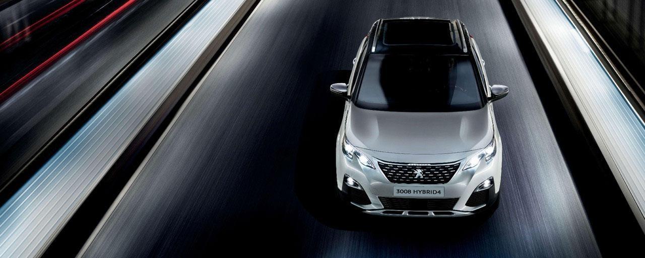 SUV Peugeot 3008 Hybrid4 - Ventajas del híbrido enchufable