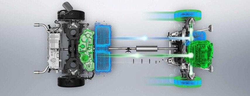 Nuevo PEUGEOT 508 HYBRID - bateria de iones de litio