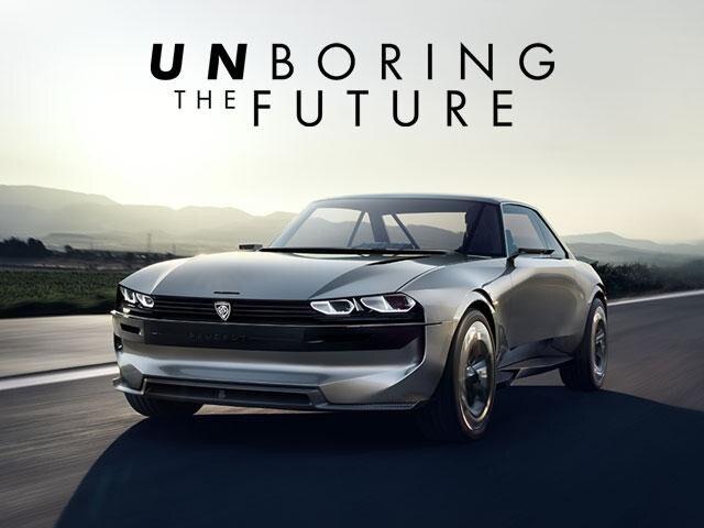 Universo Peugeot Concept Cars