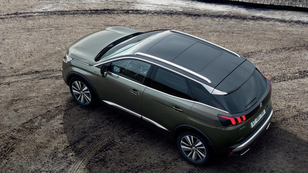 SUV PEUGEOT 3008 : Techo black diamond