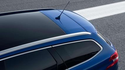 Coche familiar Peugeot 308 SW Portón trasero