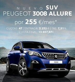 SUV 3008 Allure
