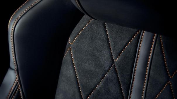 SUV PEUGEOT 3008: Detalle de cuero