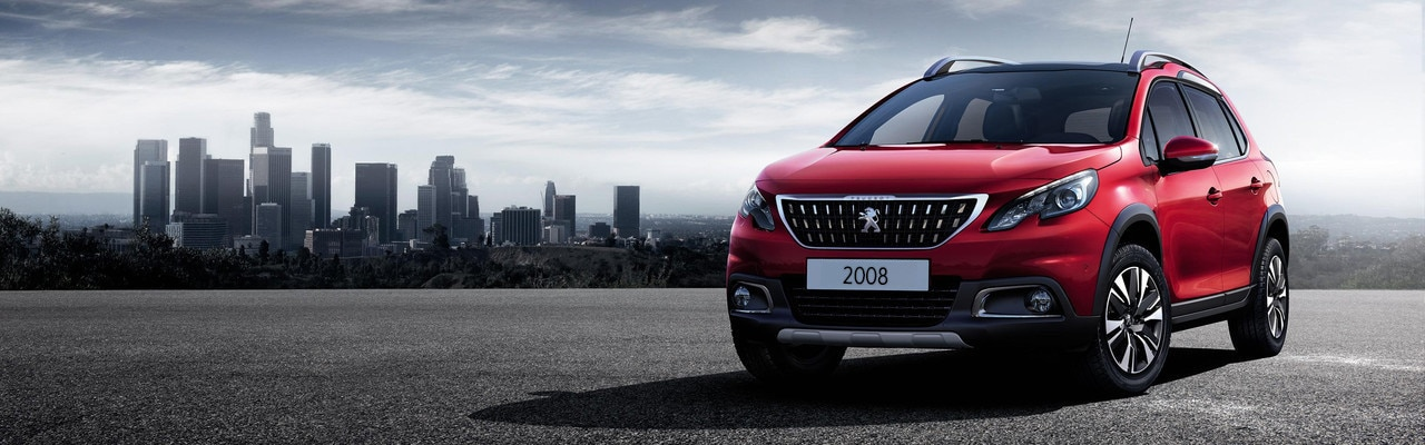 SUV Peugeot 2008 - Gama SUV