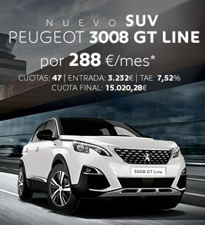 SUV 3008 GT LINE