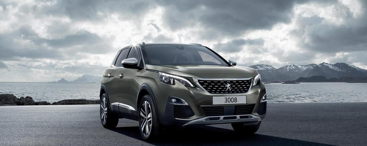 SUV Peugeot 3008 - Gama SUV
