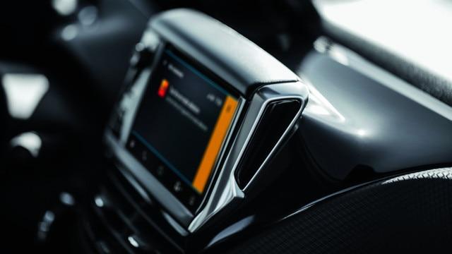 SUV PEUGEOT 2008 : conectividad y mirror screen