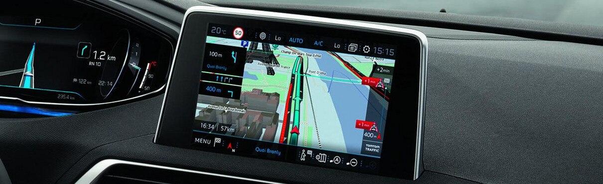 Actualización cartografía GPS